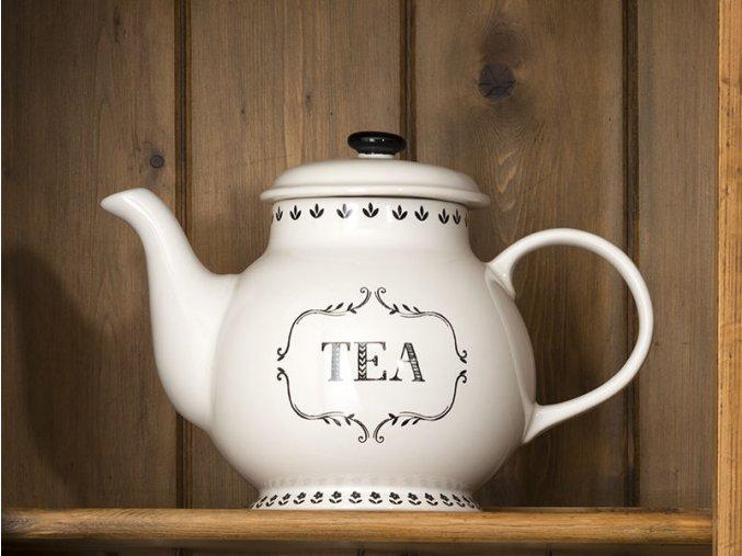 Velká  konvice na čaj - TEA
