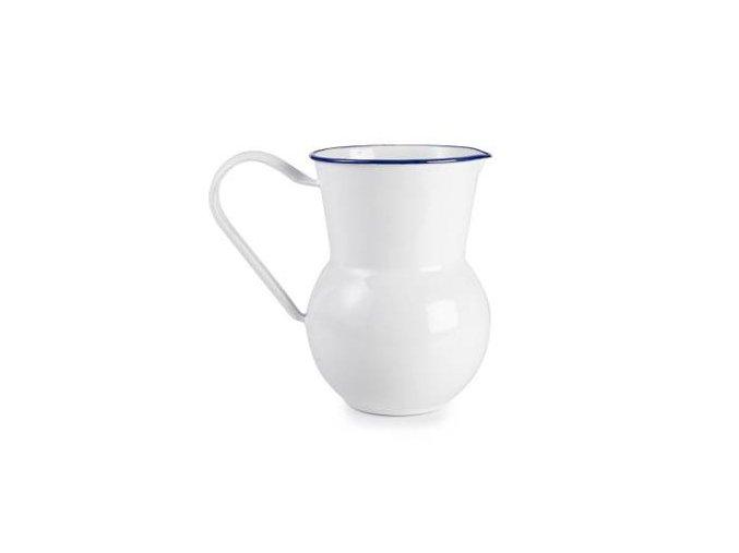 džbán 2,5l bílý