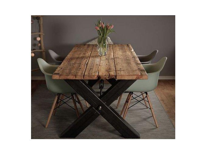 stůl x nohy