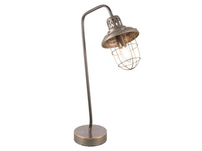 kovová lampička 3