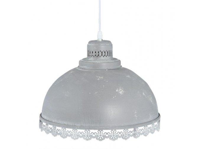 vintage lustr světlý malý