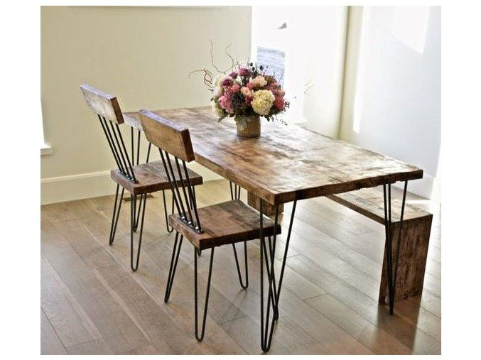 stůl a židle brussel
