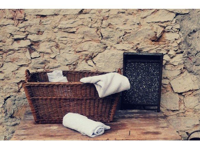 BABIČČIN koš na prádlo  - 2