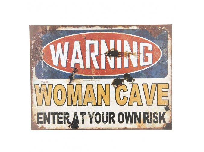 cedula woman cave