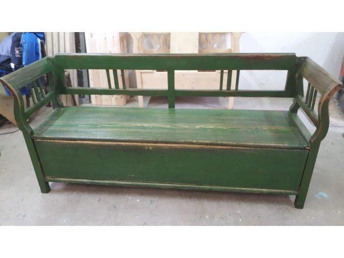 spací lavice 190 89 53 2