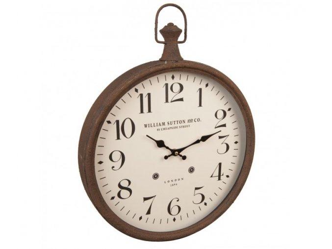 nastenne hodiny william sutton and co