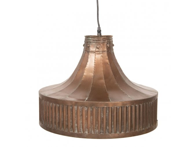 medeny industrialni lustr lennard 4444147 cm