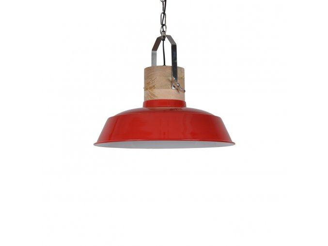 cervene zavesne kovove svetlo loreto o 3431 cm