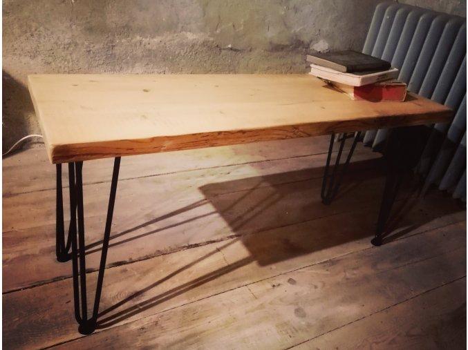 lavička, odkládací stolek  Míša
