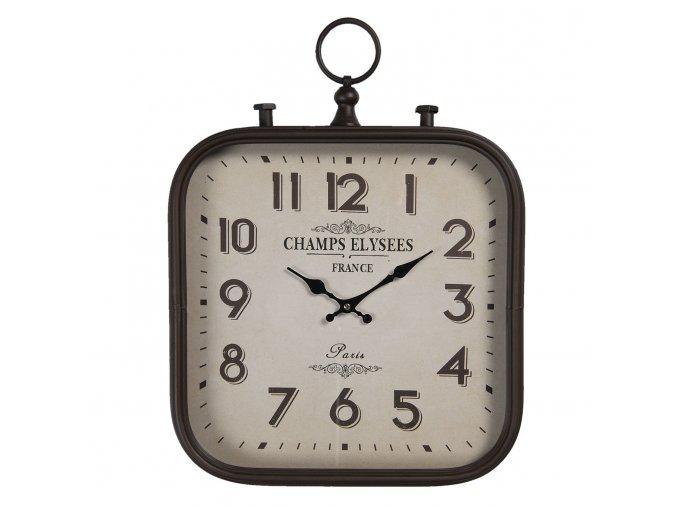 vintage nastenne hodiny champs elysees 40353 cm 1aa