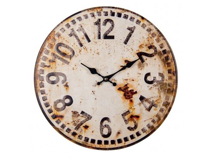 nastenne kulate retro hodiny elisa se rzi o 40 cm 1aa