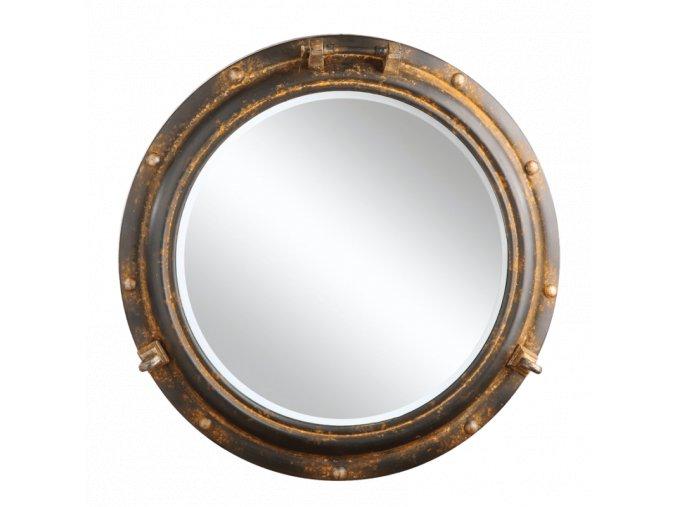 zrcadlo lodni okno