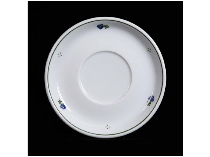 Jemnost venkova - podšálek -15 cm