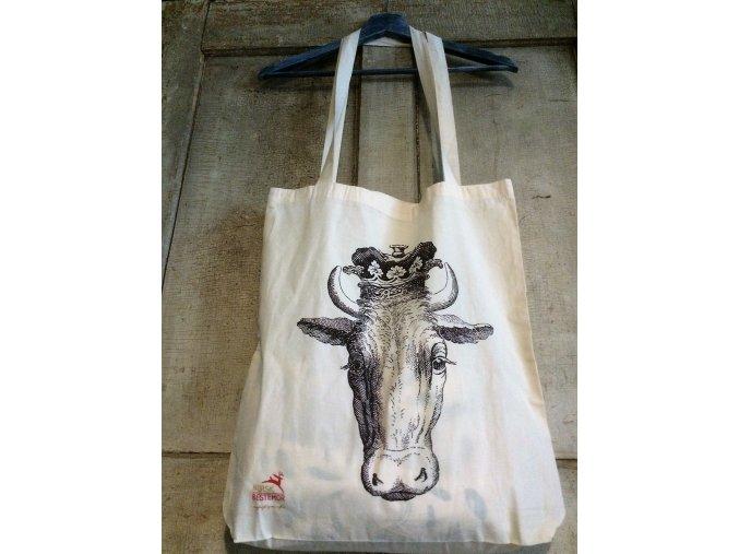 plátěnka 2 kráva č.
