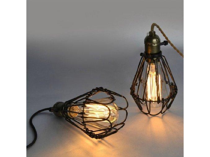 Industriální světlo 2