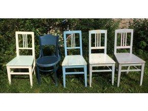 židle všechny 3