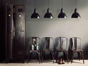 Industriální židle