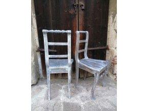 ONA A ON  -  2 venkovské židle