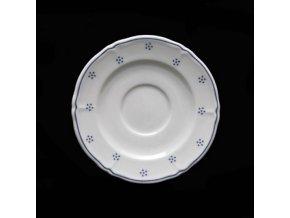 Jemnost venkova - podšálek - desertní talíř