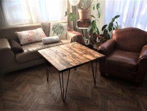 Industriální konferenční stolek - Ondřej