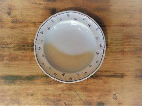 Jemnost venkova - hluboký talíř 22 cm