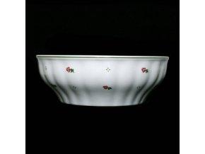 Babiččin porcelán - salátová mísa 17 cm - 2 barvy