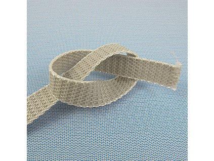 Páska šedá, 14 mm