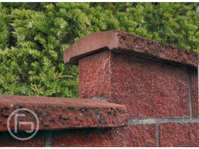 střížka štípaná červená Ferobet