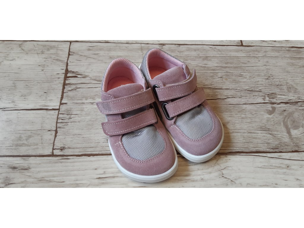 Baby Bare Shoes Febo Sneakers Pink - Zandup