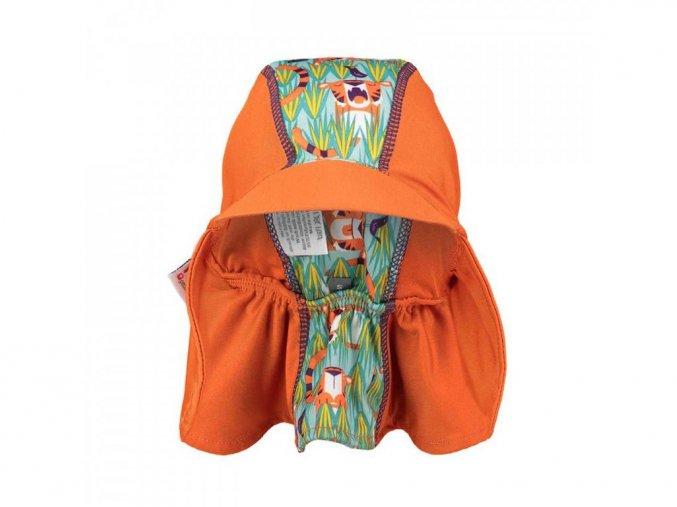 POP-IN UV 50+ kšiltovka TIGER M
