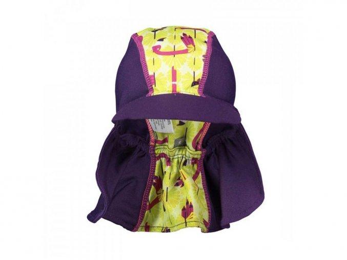 POP-IN UV 50+ kšiltovka FLAMINGO S