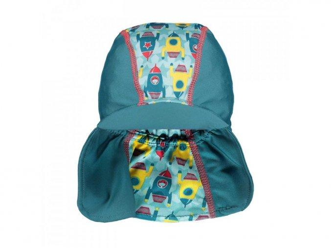 POP-IN UV 50+ kšiltovka ROCKETS S