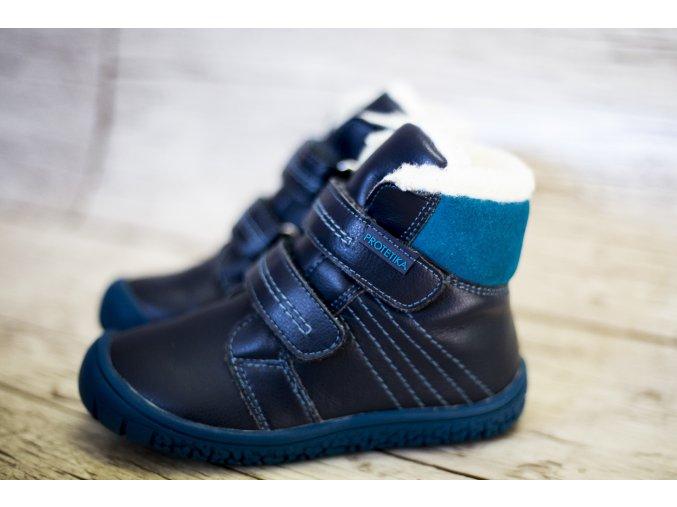 Protetika Artik Blue zimní barefoot