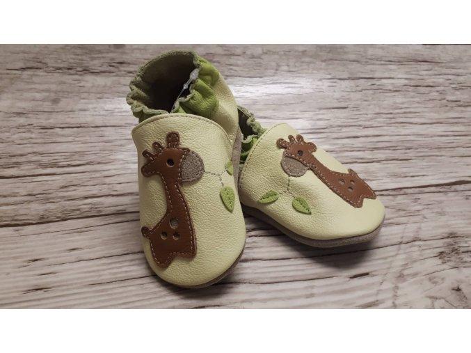 baBice capáčky - BA-086/ žirafa