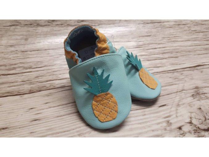 baBice capáčky - BA-039/ ananas