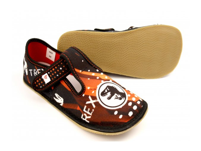 Ef barefoot 395 Trex Black