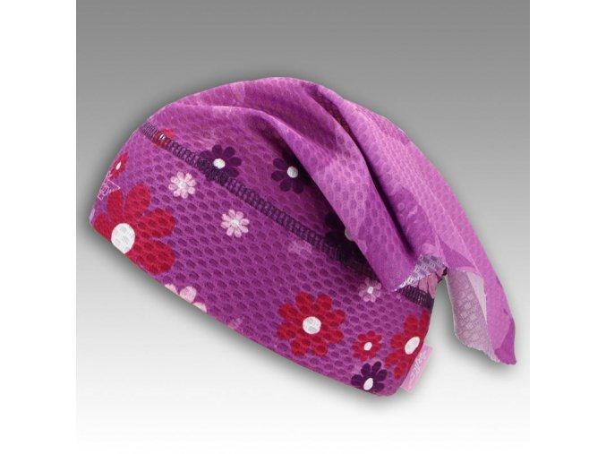 Funkční lehoučký šátek Sofie na jaro a léto vzor 03
