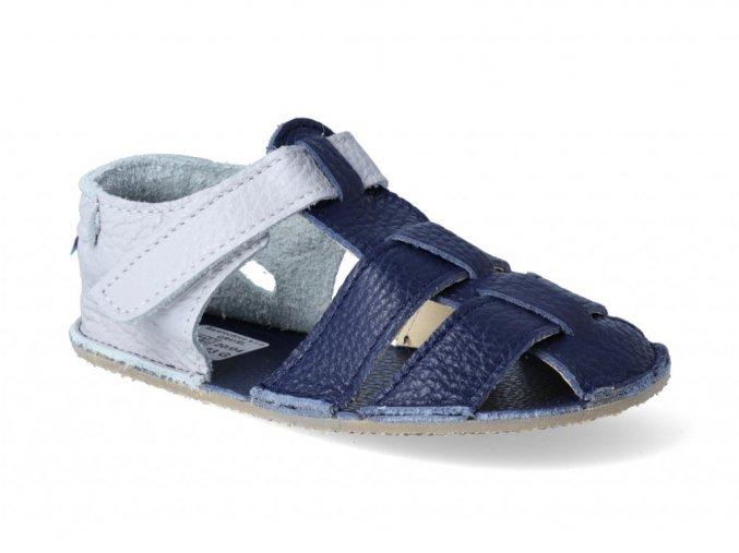 14015 2 barefoot sandalky baby bare sandals new gravel paskove 3