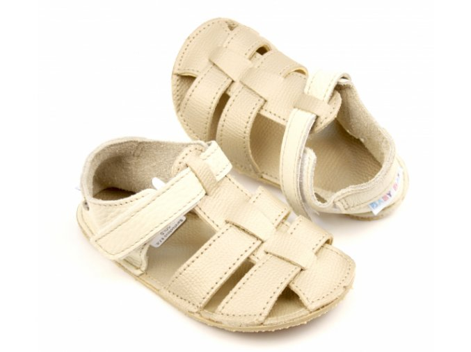 Baby Bare Gold - Sandals New