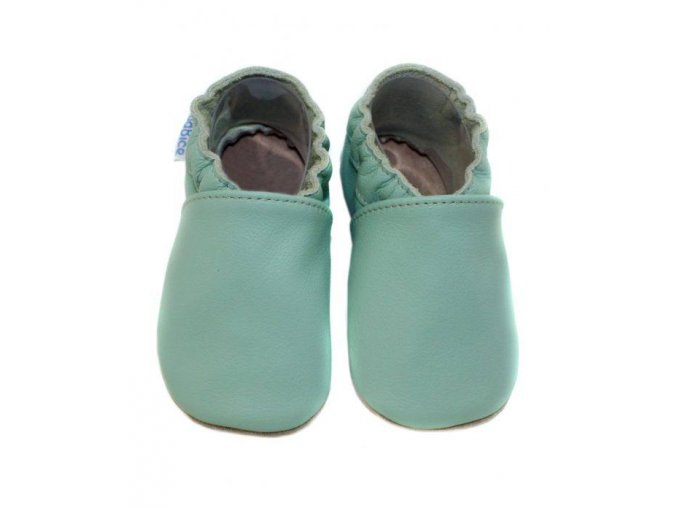 baBice barefoot capáčky - BA-107 / mint