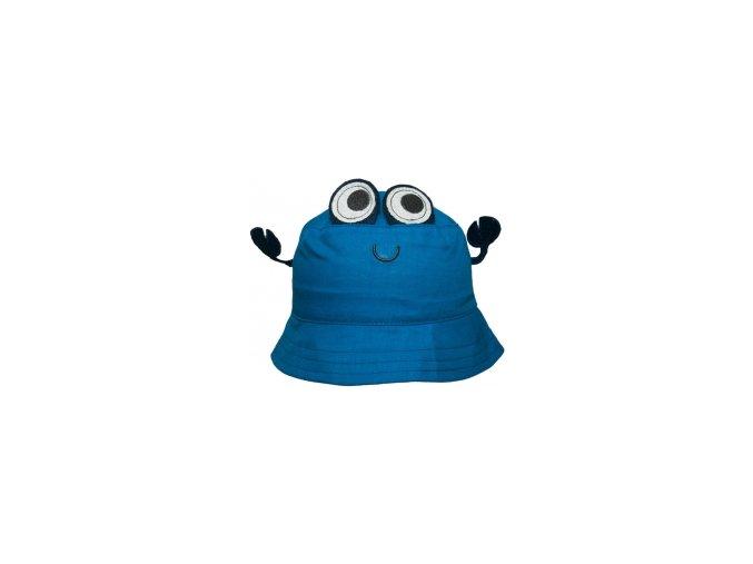 78069 118200 bavlneny kloboucek yo craw modry