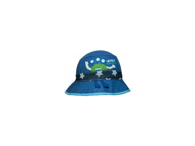 78081 118253 bavlneny kloboucek yo monster tm modry