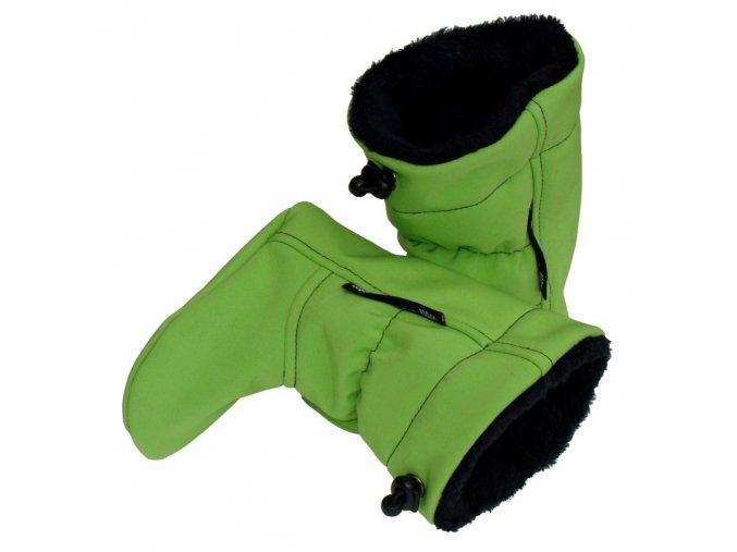 zelene capacky