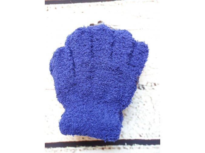 modry rukavice s prstama
