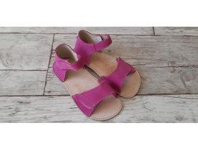 Ortoplus sandálky MIRRISA H růžová