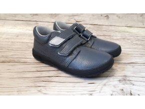 Dětské celoroční boty Jonap B1MV šedá NEW - suchý zip