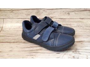 Dětské celoroční boty Jonap B10MV modrá - suchý zip