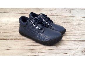 Dětské celoroční boty Jonap B1M tmavě modrá NEW - tkaničky