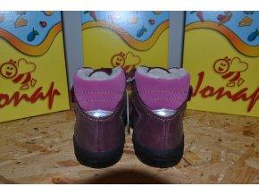 Zimní barefoot obuv Jonap B4 MV tmavě modrá