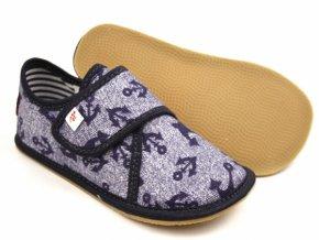 Ef barefoot 394 Jeans Kotwica